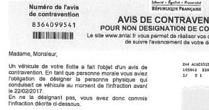 avis-infraction-non-denonciation-vehicule